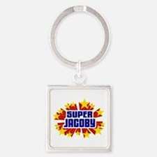 Jacoby the Super Hero Keychains