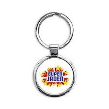 Jaden the Super Hero Keychains