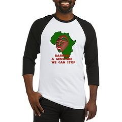 Save Darfur Sudan Baseball Jersey
