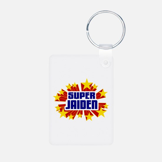 Jaiden the Super Hero Keychains