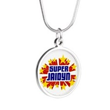 Jaidyn the Super Hero Necklaces