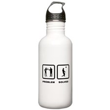 Beach Volleyball Water Bottle