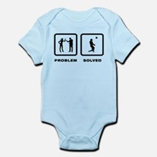 Beach Volleyball Infant Bodysuit