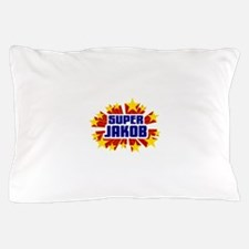 Jakob the Super Hero Pillow Case