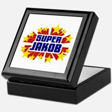 Jakob the Super Hero Keepsake Box