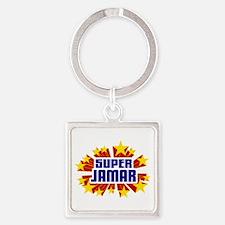 Jamar the Super Hero Keychains