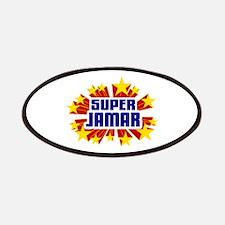 Jamar the Super Hero Patches