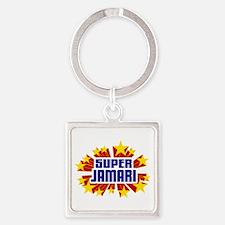 Jamari the Super Hero Keychains