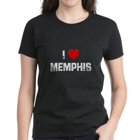 I * Memphis Women's Dark T-Shirt