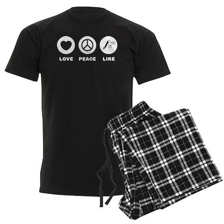 BMX Men's Dark Pajamas