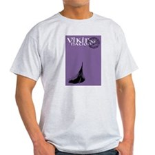 Viking Nation Ash Grey T-Shirt