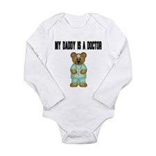 My Daddy Is A Doctor Onesie Romper Suit
