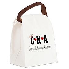 Certified Nursing Assistant(CNA) Canvas Lunch Bag