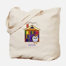 Dream Home - Library! Tote Bag