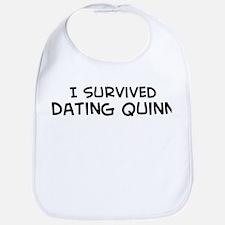 Survived Dating Quinn Bib