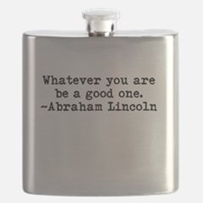 Be a good one. Flask