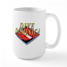 Dive Dominica Mug