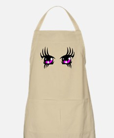 Pink Anime eyes Apron