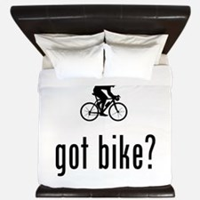 Bicycle Racer King Duvet