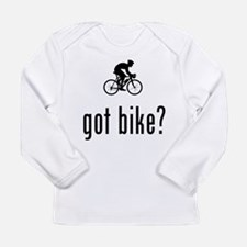 Bicycle Racer Long Sleeve Infant T-Shirt