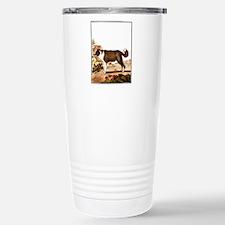 Dog (Icelandic Sheepdog) Travel Mug