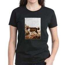 Dog (Icelandic Sheepdog) T-Shirt