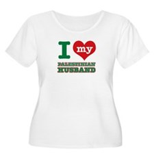 I love my Palestinian husband T-Shirt