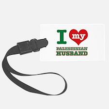 I love my Palestinian husband Luggage Tag