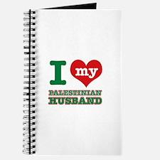 I love my Palestinian husband Journal