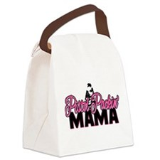 Pistol Packin' Mama Canvas Lunch Bag