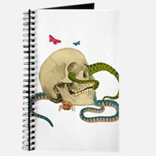 Skull And Snakes Journal