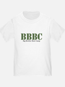 BBBC Big Brother Boot Camp - Kids T-Shirt