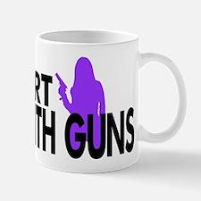Moms With Guns Support Mug