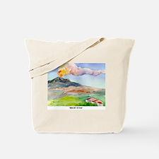 Mt Etna Tote Bag
