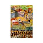 Sicilian Rectangle Magnet (10 pack)