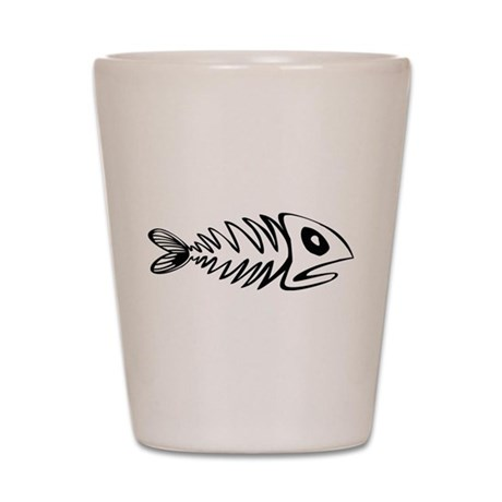 Fish Shot Glass