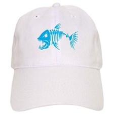 Pirate fish Baseball Baseball Cap