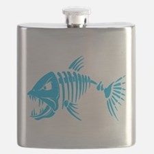 Pirate fish Flask