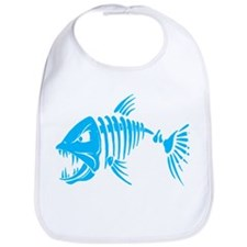 Pirate fish Bib