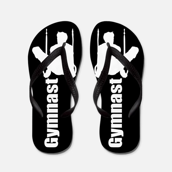 #1 GYMNAST Flip Flops