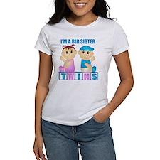 I'm A Big Sister (PBG:blk) Tee