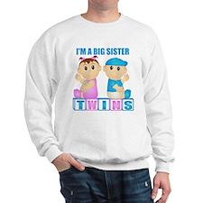 I'm A Big Sister (PBG:blk) Jumper