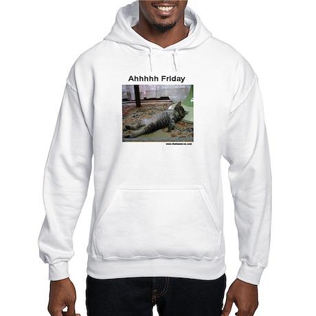Ahh Friday Hooded Sweatshirt