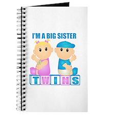 I'm A Big Sister (BBG:blk) Journal