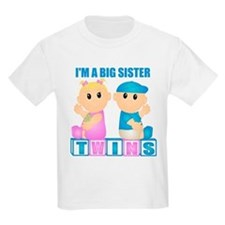 I'm A Big Sister (BBG:blk) Kids T-Shirt