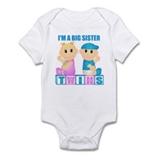 I'm A Big Sister (BBG:blk) Infant Bodysuit