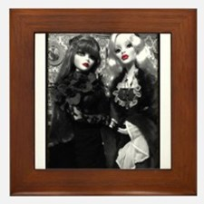 Yes, I Collect Dolls Framed Tile