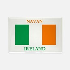 Navan Ireland Rectangle Magnet