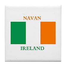 Navan Ireland Tile Coaster
