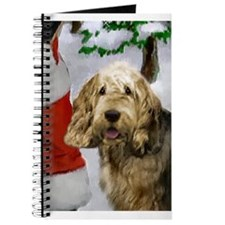Otterhound Christmas Journal